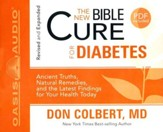 The New Bible Cure for Diabetes: Unabridged Audiobook on CD