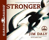Stronger Unabridged Audiobook on CD