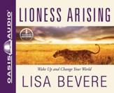 Lioness Arising Unabridged Audiobook on CD