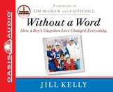 Without a Word Unabridged Audiobook on CD