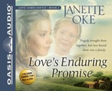 #2: Love's Enduring Promise Unabridged Audiobook on CD