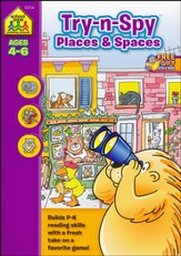 Try-n-Spy Places & Spaces