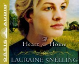 A Heart for Home: Unabridged Audiobook on CD