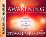 Awakening: A New Approach to Faith, Fasting, and Spiritual Freedom - Unabridged Audiobook on CD