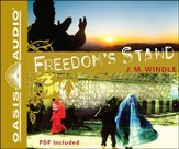 Freedom's Stand - Unabridged Audiobook on CD