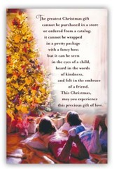 Operation Christmas Child Cards, Box of 18