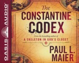 The Constantine Codex - Unabridged Audiobook on CD