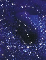 Constellations, Blank Note Cards, Pack of 10