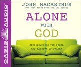 Alone With God Unabridged Audiobook on CD