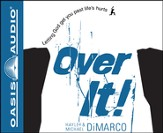 Over It Unabridged Audiobook on CD