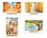 Ministry Appreciation, Holy Land Cards, Box of 12
