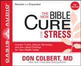 The New Bible Cure for Stress Unabridged Audiobook on CD