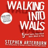 Walking Into Walls Unabridged Audiobook on CD