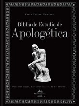 Biblia de Estudio Apologetica RVR 1960, Enc. Dura  (RVR 1960 Apologetics Study Bible, Hardcover)