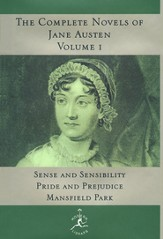 The Complete Novels of Jane Austen, Vol. 0001