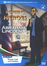 Inspiring Animated Heroes: Abraham Lincoln, DVD