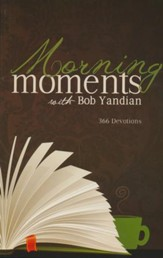 Morning Moments: 366 Devotions