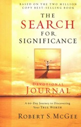 The Search for Significance Devotional Journal: A 10-week Journey to Discovering Your True Worth - eBook