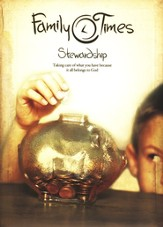 Family Times Virtue Pack: Stewardship  - Slightly Imperfect