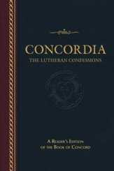 Concordia: The Lutheran Confessions, Pocket Edition
