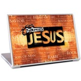 Names of Jesus Laptop Skin