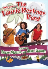 We Are . . . The Laurie Berkner Band--DVD/CD