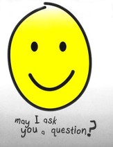 May I Ask You a Question? - Yellow Smiley Face Pack 25