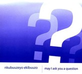 May I Ask You a Question? - Lugandan/English Pack of 25