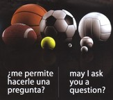 May I Ask You a Question? - Spanish/English Multi-Sport Pack of 25