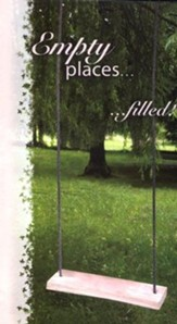 Empty Places... Filled! - English  Pack of 25