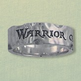 Warrior of El Shaddai Ring, Sterling Silver, Size 8