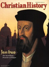 Jan Hus: Incendiary Preacher of Prague