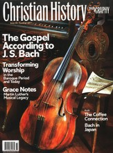 The Gospel According to J. S. Bach