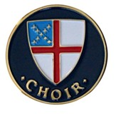 Episcopal Choir Pin
