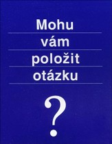 May I Ask You a Question? - Czech Pack of 25