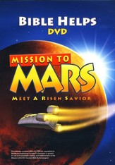 Mission to M.A.R.S. (Meet A Risen Savior): Bible Helps DVD