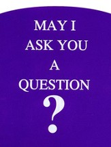 May I Ask You a Question? - Original Blue Pack of 25