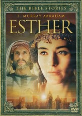 The Bible Stories: Esther, DVD