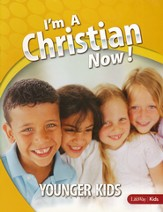 I'm A Christian Now Younger Kids Learner Guide Revised