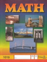Latest Edition Math PACE 1019, Grade 2
