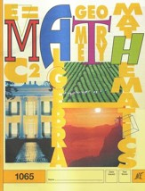 Latest Edition Math PACE 1065, Grade 6