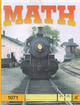 Latest Edition Math PACE 1071, Grade 6