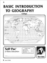Introduction To Geography Self-Pac 6