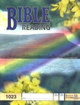 Bible Reading PACE 1023, Grade 2
