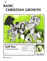 Christian Growth Self-Pac 133, Grades 9-12