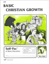 Christian Growth Self-Pac 137, Grades 9-12