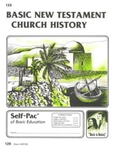 New Testament Church History Self-Pac 126, Grades 9-12