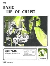 Life Of Christ Self-Pac 140, Grades 9-12