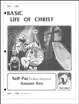 Life Of Christ Self-Pac Key 133-138