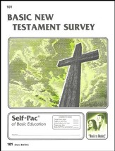 New Testament Survey Self-Pac 101, Grades 9-12